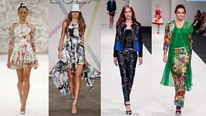 models fashion show