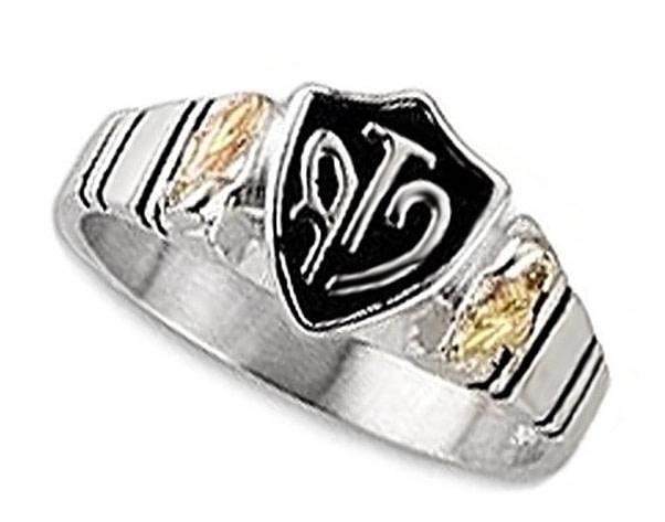 silver CTR Rings